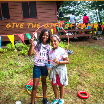 Give The Gift of Camp!