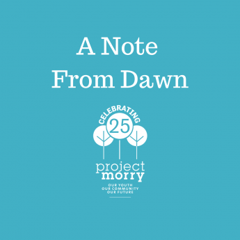 A Note From Dawn