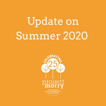 Update on Summer 2020
