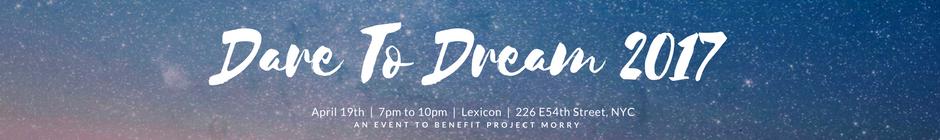 Dare to Dream 2017